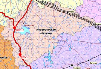 «Транснефть» подтвердила намерение развивать свою инфраструктуру в Новгородской области