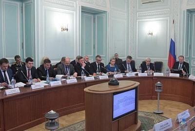 Андрей Никитин принял участие в совещаниях полпреда президента Николая Цуканова по борьбе с теневым и по поддержке легального бизнеса