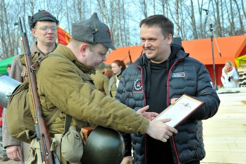 Андрей Никитин поблагодарил организаторов фестиваля «Забытый подвиг – Вторая Ударная армия»