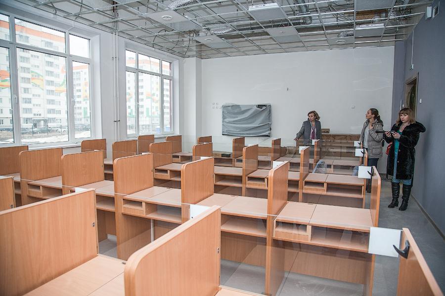 В школу №36 в «Ивушках» могут устроиться педагоги из других регионов