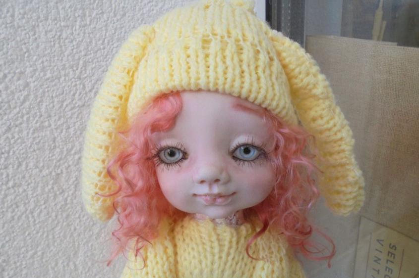 Погибшая в Петербурге новгородка Ирина Медянцева создавала милых кукол