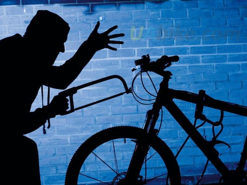 Новгородец за год украл 36 велосипедов и планшеты