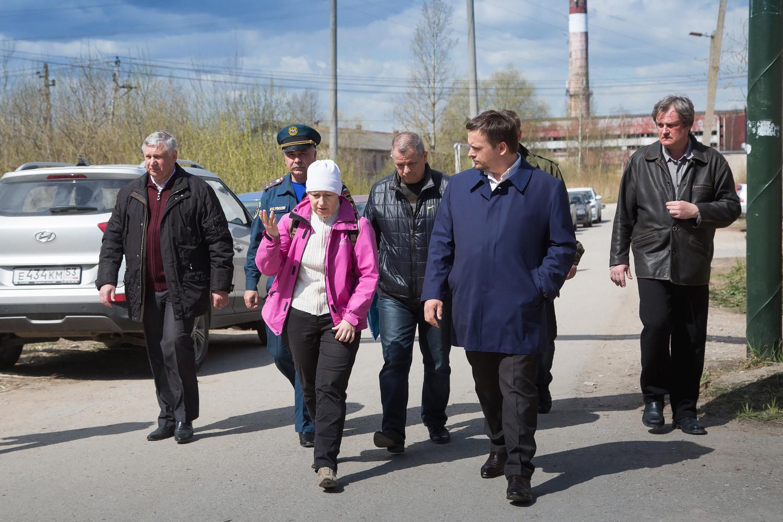 Каждый из пострадавших от пожара жителей дома в Панковке получит 50 000 рублей