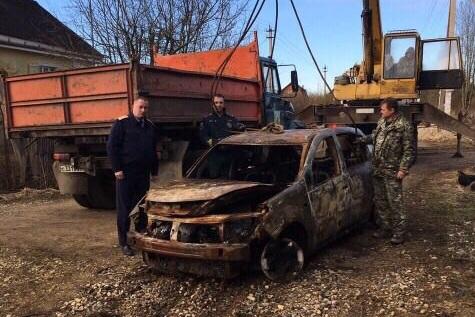 Обнаружены останки пропавшего Андрея Ларченко