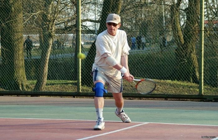 В Великом Новгороде пройдут Всероссийские соревнования среди ветеранов тенниса