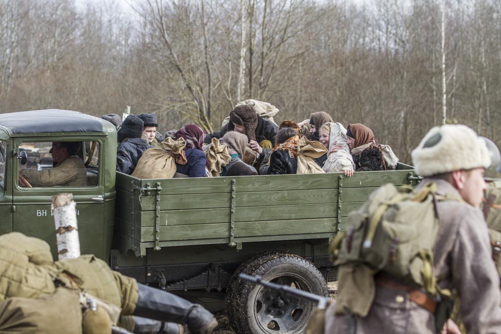 Фоторепортаж: «Забытый подвиг — Вторая Ударная армия» в Тёсово-Нетыльском