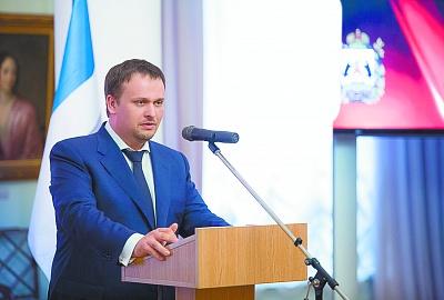 Андрей Никитин рассказал в программной статье о новых принципах работы власти в регионе