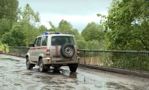В Новгородской области помогают жителям пострадавших от наводнения Любытина и Крестец