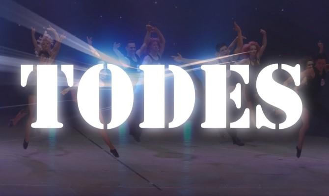 Осенью легендарный TODES откроет свои новгородские врата и научит танцевать