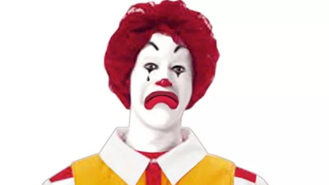 What's up, Ronald? Новгородский «Макдоналдс» могут коснуться санитарные санкции против сети фаст-фуда