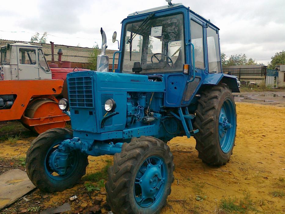 Браконьер из Демянского района спрятал арестованный трактор