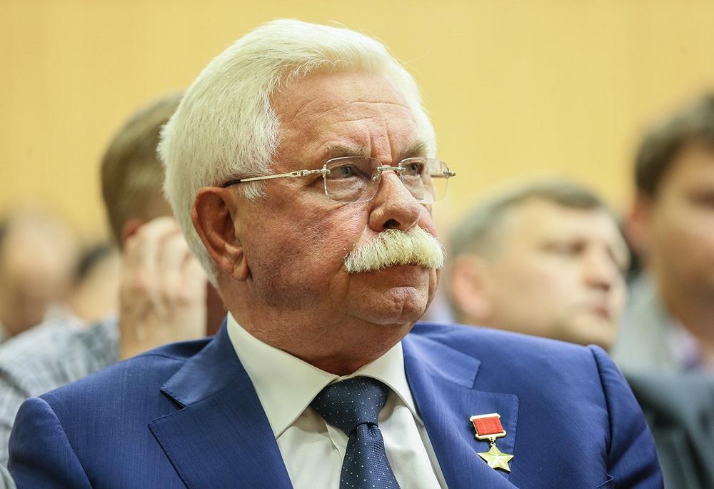 В «сенаторскую тройку» Антона Морозова вошел Александр Руцкой вместо Владимира Данилова