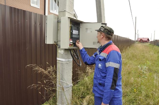 В Новгородской области предложили дать энергокомпаниям контроль над безопасностью домовладений