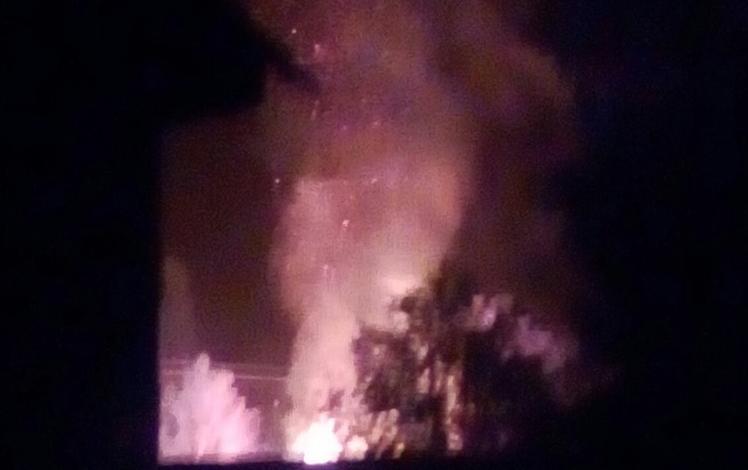 Следователи выясняют причины гибели троих людей на пожаре в Пестовском районе