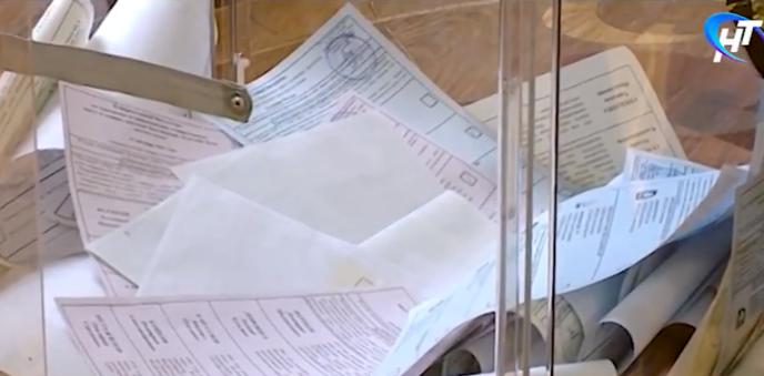 53 секунды: в Новгородской области начались выборы президента РФ