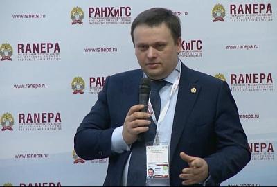 Андрей Никитин поделился на Гайдаровском форуме опытом развития новгородской медицины
