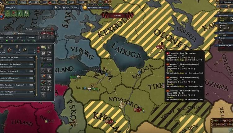 Геймер из Флориды бьется за Великий Новгород