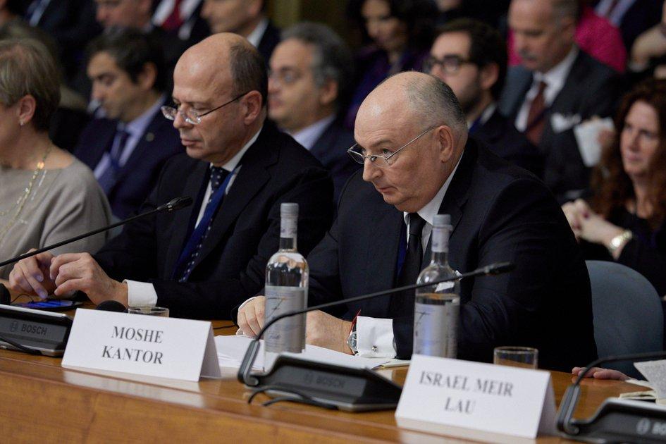 Владелец «Акрона» Вячеслав Кантор попал в санкционный список США