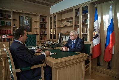 Новгородцы изучат инновационный опыт развития Томской области