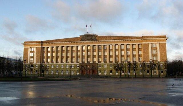 Трансляция внеочередного заседания Новгородской областной Думы