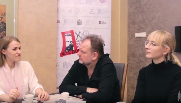 Видео: гости из Швеции и Финляндии на XXII Международном театральном фестивале Ф. М. Достоевского
