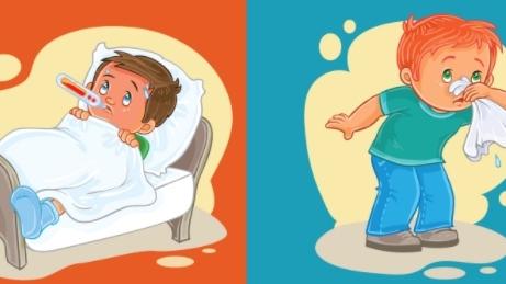 Актуальный тест: симптомы гриппа и ОРВИ