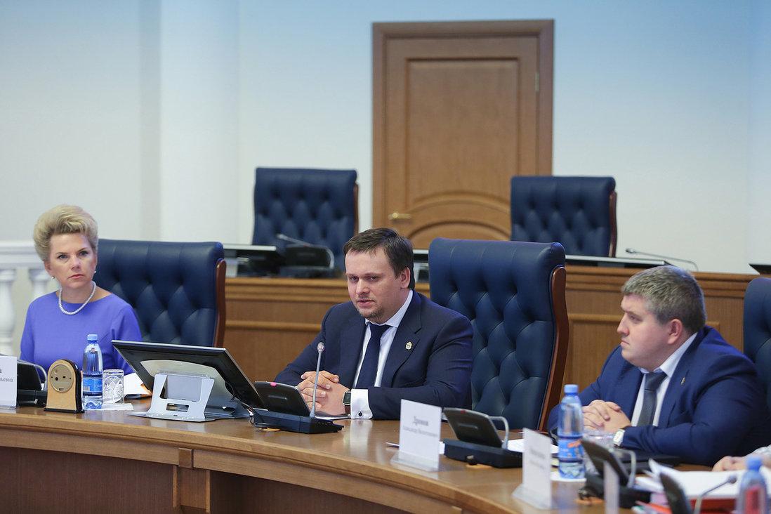 Андрей Никитин сказал, чем он недоволен в строительстве и ЖКХ