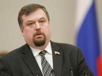 Депутат Антон Морозов обсудил с коллегой Леонидом Слуцким сексуальные домогательства
