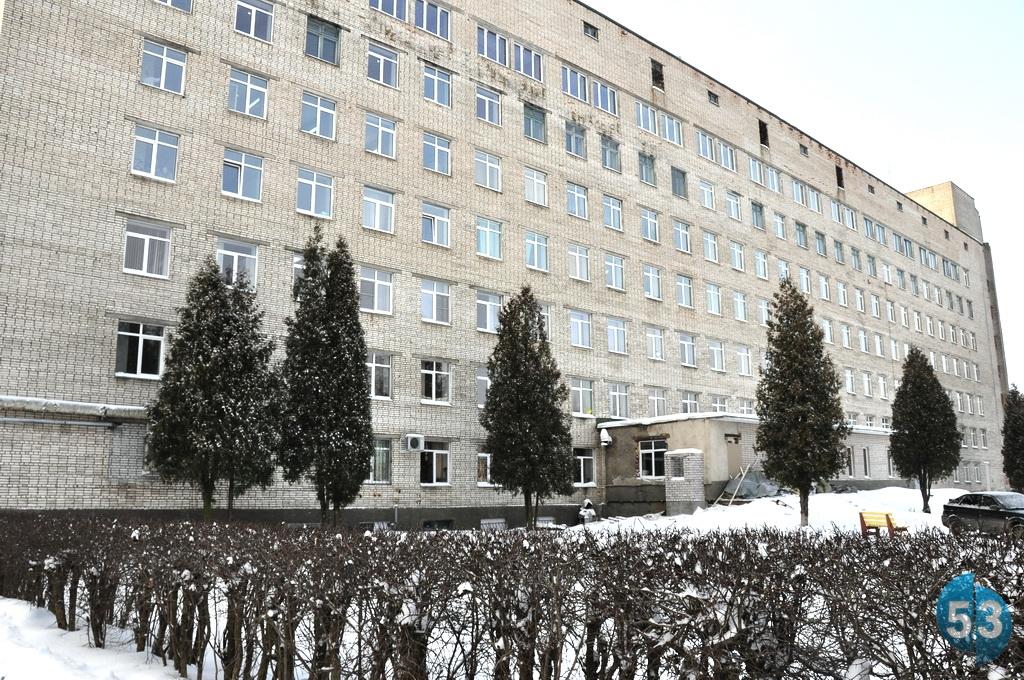 Парковка у областной больницы в Великом Новгороде появится уже в этом году