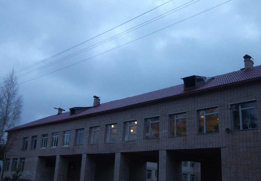 На средства резервного фонда президента РФ отремонтированы социальные учреждения в Хвойнинском районе