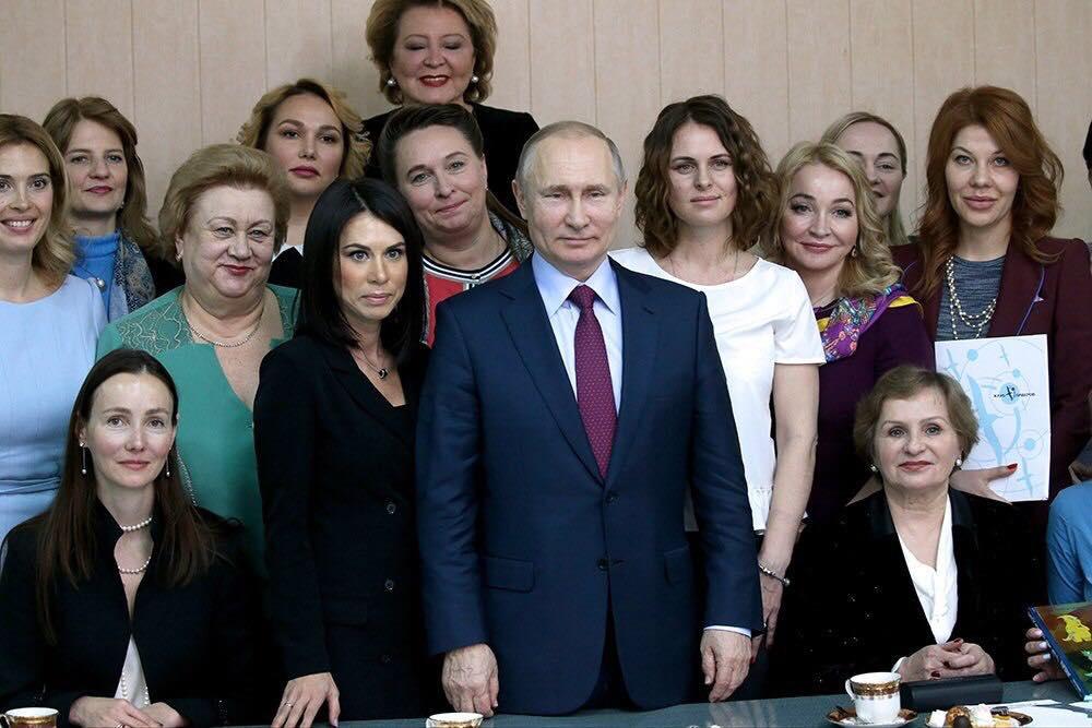 Участница встречи с Владимиром Путиным отметила улучшение делового климата в России и Новгородской области