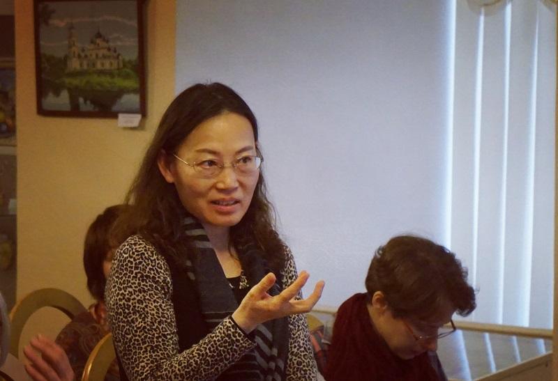 Китайский профессор Чжан Бяньгэ: «Школьники в Старой Руссе поразили меня»