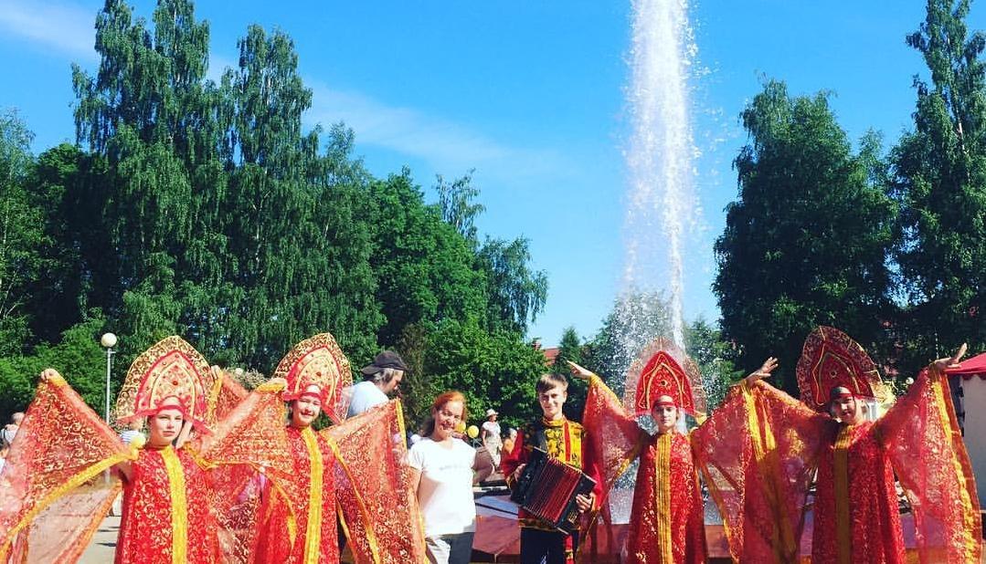 Старорусский курорт отметил 190 лет