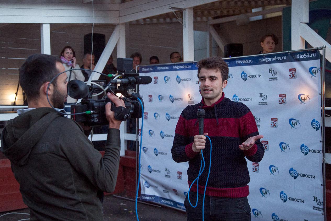 «Новгородское областное телевидение» проводит финал Чемпионата мира-2018