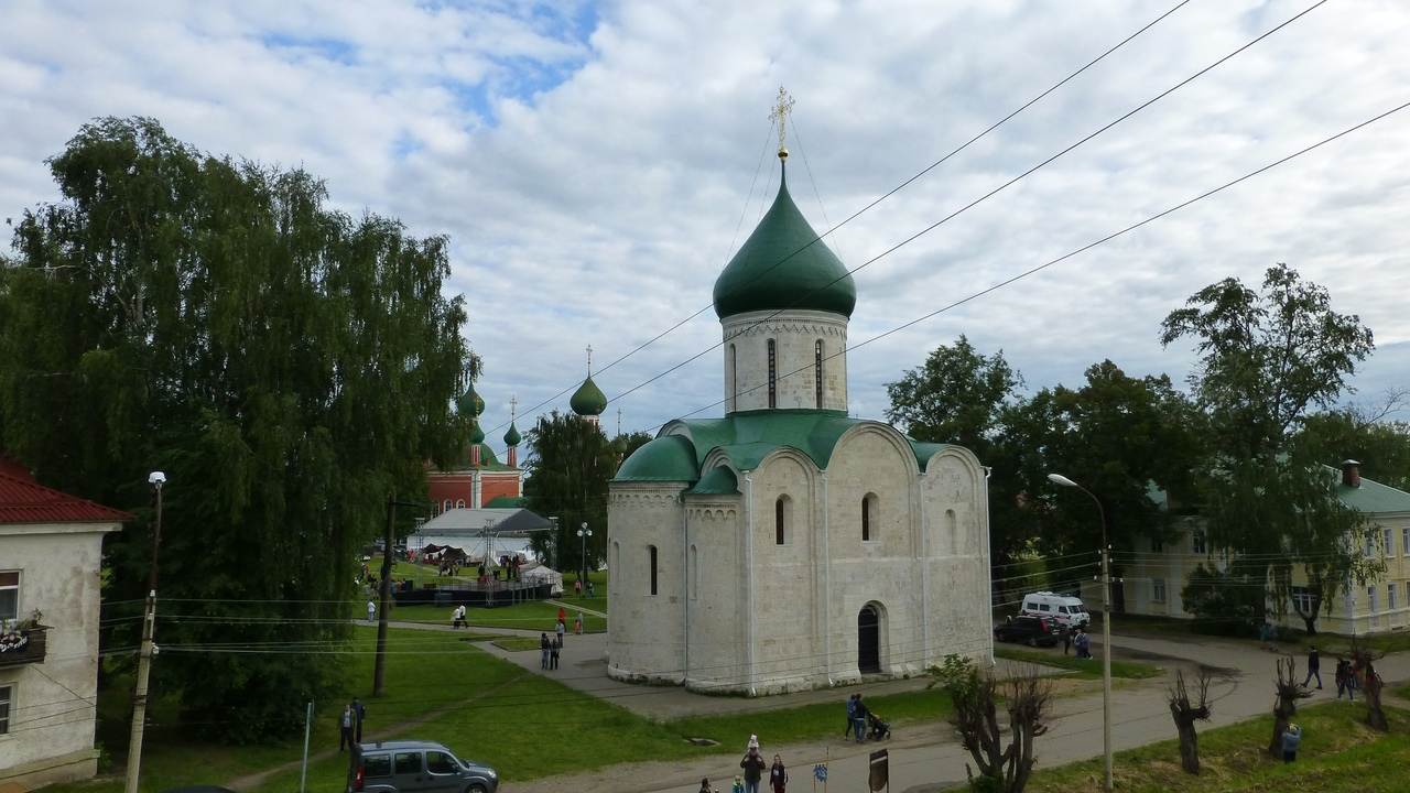 Город, где родился князь новгородский Александр Невский, живет историей
