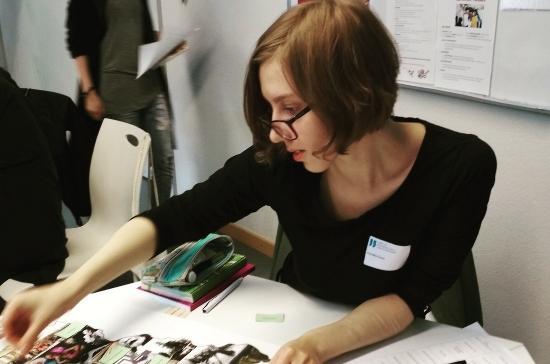Студентка НовГУ выиграла стажировку в немецких СМИ