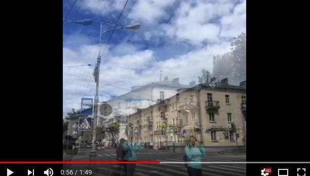 Таймлапс: добро пожаловать на Большую Московскую