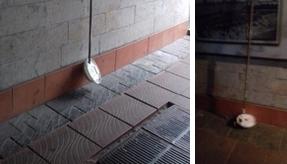 В Великом Новгороде вандалы напали на подземный переход