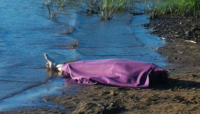 В Великом Новгороде в реке Волхов нашли тело 56-летнего мужчины