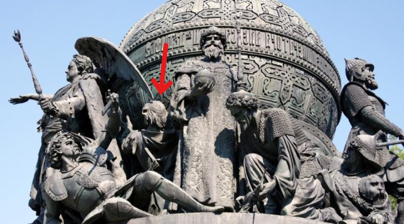 Авиажурнал R Flight предложил поискать знакомых на памятнике «Тысячелетие России» и подсчитал число фигур на нем