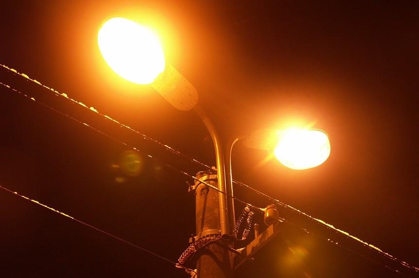 В Великом Новгороде появился сумеречный датчик после обращения в «Вечевой колокол»