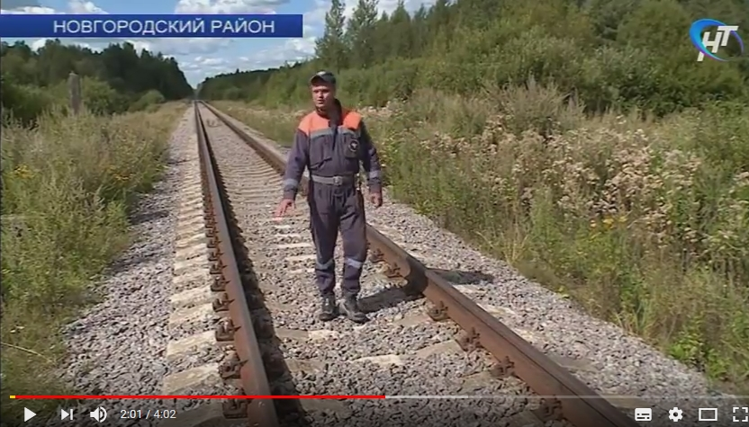 Новость о новгородских медиках и спасателях в Татино вышла на федеральный уровень