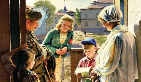 В Старую Руссу привезут передвижку шедевров соцреализма