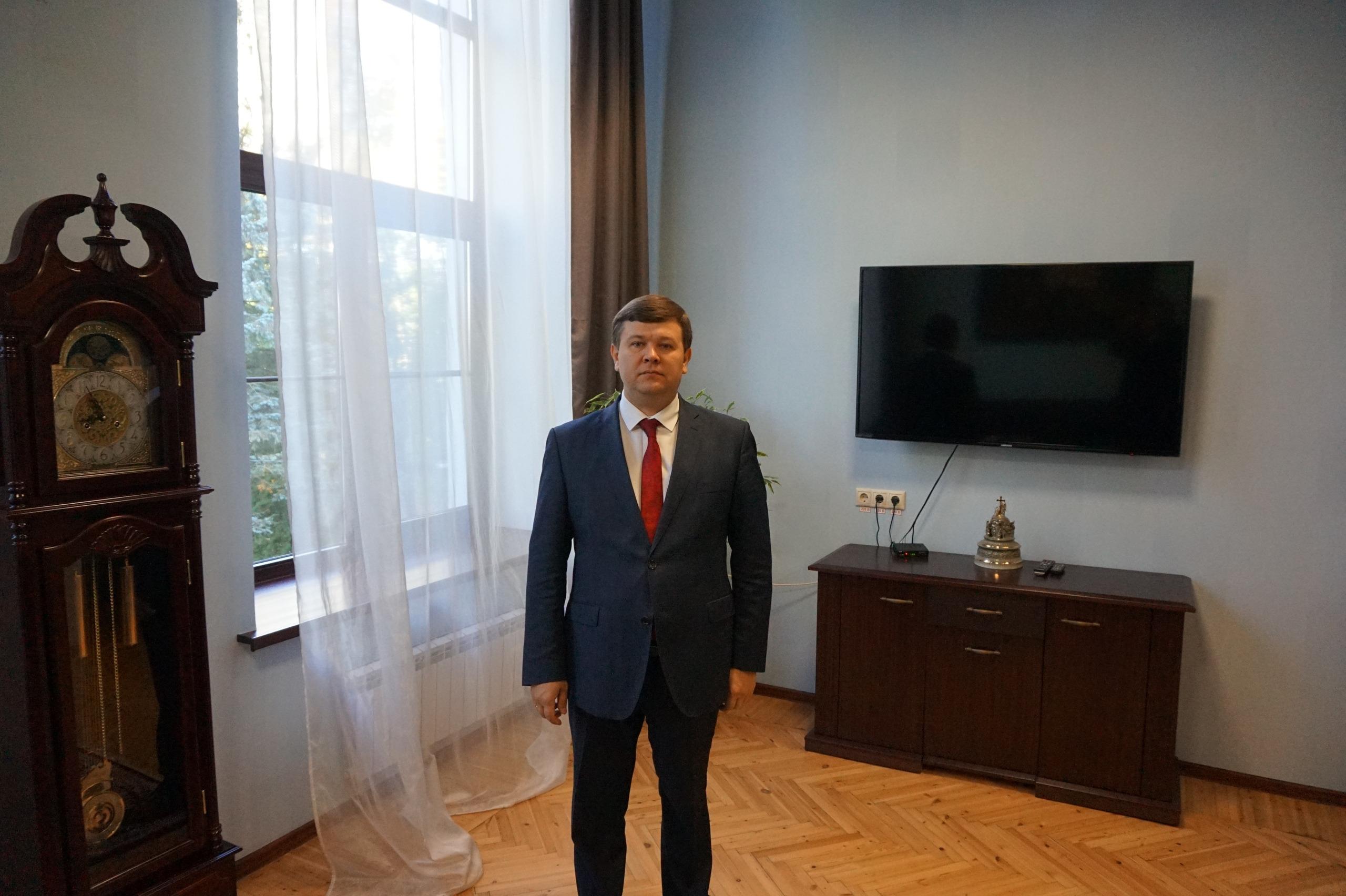 Юрий Боровиков: Задача Новгородского университета – стать ключевым ресурсом развития региона