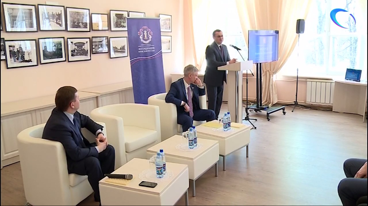В Великом Новгороде вручили национальную юридическую премию имени Державина