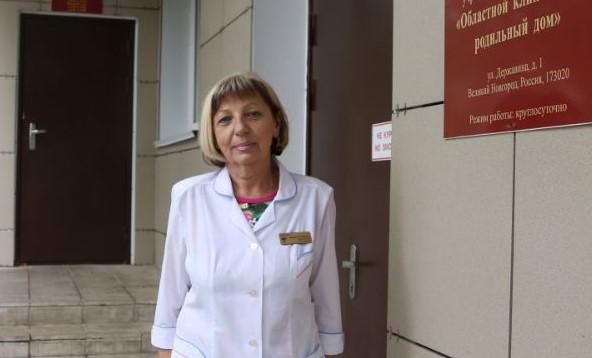Новгородские медики без политики: Тамара Лаврентьева