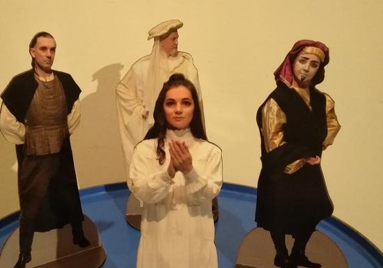 Сегодня новгородцы погрузятся в сны о Шекспире