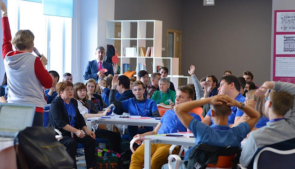 Молодые профессионалы от Владивостока до Тулы в восторге от Великого Новгорода