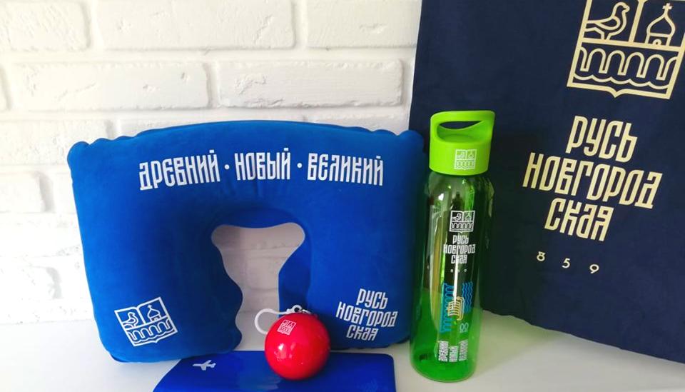 Сувениры «Руси Новгородской» признали одними из лучших в России