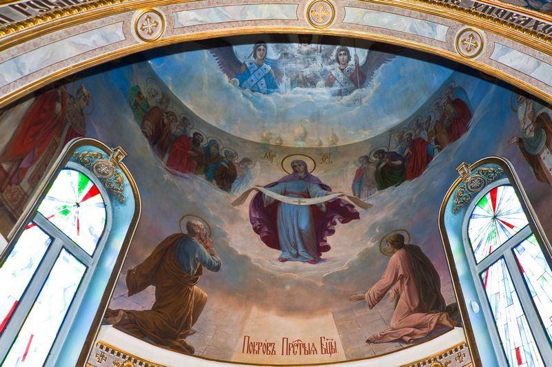 14 октября православные отмечают великий праздник – Покров Пресвятой Богородицы - 53 Новости
